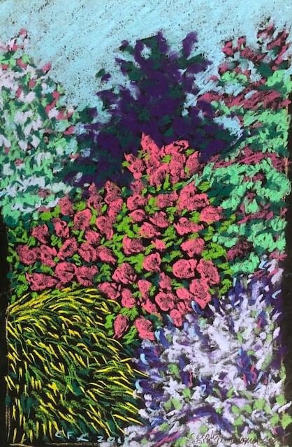 pastel by Carolyn #1